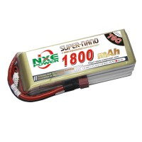 NXE Power 6S 1800mAh 70C
