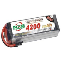 NXE Power 6S 4200mAh 60C